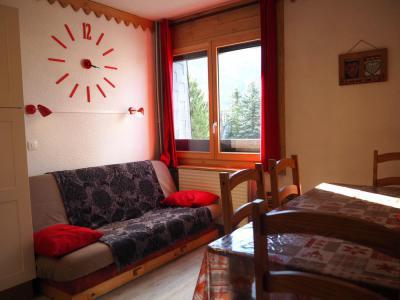 Vacances en montagne Appartement 2 pièces cabine 5 personnes (020) - La Résidence la Chavière - Les Menuires - Séjour