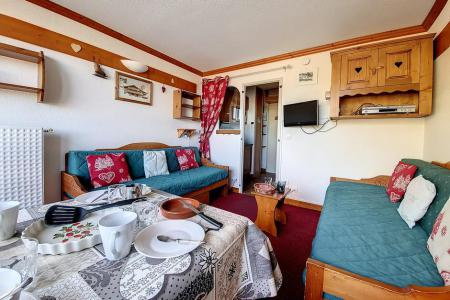 Holiday in mountain resort Studio 3 people (226) - La Résidence la Chavière - Les Menuires - Accommodation