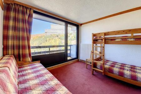 Holiday in mountain resort Studio 3 people (730) - La Résidence la Chavière - Les Menuires - Bathroom