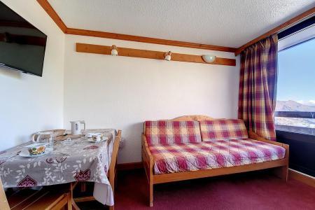 Holiday in mountain resort Studio 3 people (730) - La Résidence la Chavière - Les Menuires - Bunk beds