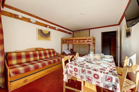 Holiday in mountain resort Studio 4 people (719) - La Résidence la Chavière - Les Menuires - Kitchenette