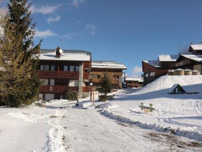 Holiday in mountain resort La Résidence la Grangette - Montalbert