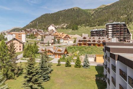 Holiday in mountain resort 2 room apartment sleeping corner 5 people (MULARD) - La Résidence la Loubatière - Montgenèvre