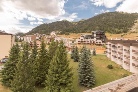 Holiday in mountain resort Studio 2 people (GEY141) - La Résidence la Loubatière - Montgenèvre - Summer outside