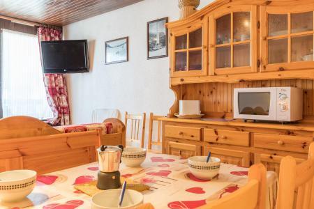 Holiday in mountain resort 2 room apartment sleeping corner 6 people (SGARBI) - La Résidence la Loubatière - Montgenèvre