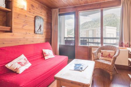 Holiday in mountain resort 2 room apartment sleeping corner 6 people (SOLERO) - La Résidence la Loubatière - Montgenèvre