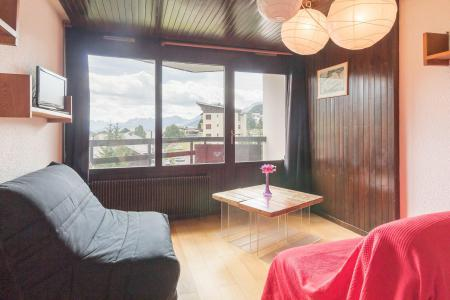 Holiday in mountain resort Studio 2 people (GEY141) - La Résidence la Loubatière - Montgenèvre - Accommodation