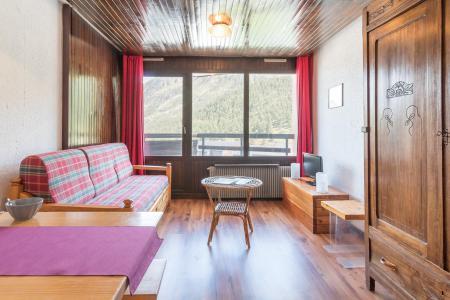 Holiday in mountain resort Studio 2 people (LAVATE) - La Résidence la Loubatière - Montgenèvre - Living room