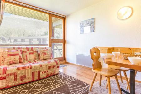 Holiday in mountain resort Studio sleeping corner 5 people (831) - La Résidence la Pierra Menta - Les Arcs