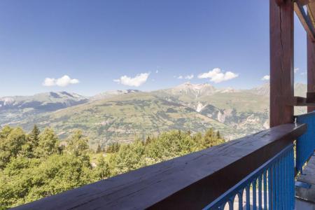 Holiday in mountain resort Studio sleeping corner 5 people (722) - La Résidence la Pierra Menta - Les Arcs