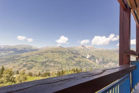 Holiday in mountain resort Studio cabin 5 people (824) - La Résidence la Pierra Menta - Les Arcs