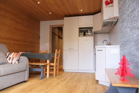 Holiday in mountain resort Studio sleeping corner 4 people (088) - La Résidence la Roche Blanche - Val Thorens