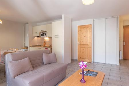 Holiday in mountain resort 3 room apartment 6 people (045) - La Résidence la Tourmente - Montgenèvre