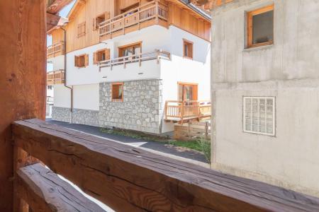 Holiday in mountain resort Studio sleeping corner 4 people (RICOSS) - La Résidence la Tourmente - Montgenèvre