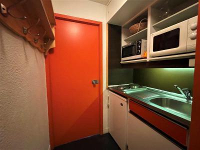 Holiday in mountain resort Studio 4 people (308) - La Résidence Lac du Lou - Les Menuires