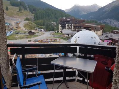 Аренда на лыжном курорте Квартира студия для 3 чел. (513) - La Résidence le Boussolenc - Les Orres - летом под открытым небом