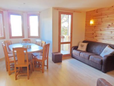 Holiday in mountain resort 4 room apartment cabin 7 people (106) - La Résidence le Carrousel - Montchavin La Plagne