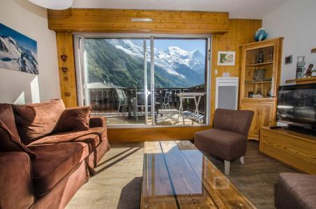 Location Chamonix : La Résidence le Clos du Savoy été