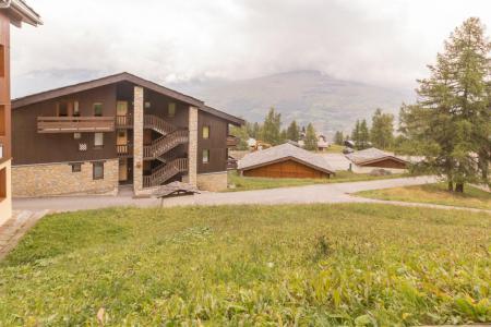Rent in ski resort Studio 3 people (2) - La Résidence le Dé 2 - Montchavin La Plagne - Summer outside