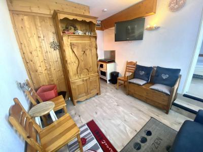Holiday in mountain resort 2 room apartment 4 people (206) - La Résidence le Grand Arbois - Les Arcs