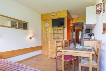 Holiday in mountain resort Studio sleeping corner 4 people (411) - La Résidence le Grand Arbois - Les Arcs