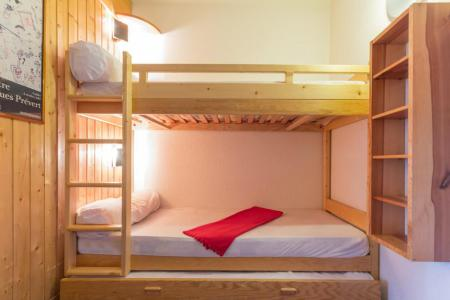 Holiday in mountain resort Studio sleeping corner 4 people (1021) - La Résidence le Grand Arbois - Les Arcs