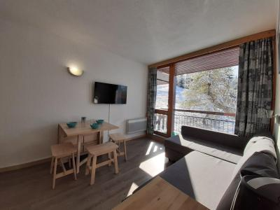 Holiday in mountain resort Studio sleeping corner 4 people (203) - La Résidence le Grand Arbois - Les Arcs