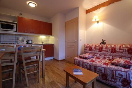 Vacances en montagne Appartement 2 pièces 4 personnes (A405) - La Résidence le Hameau des Ecrins - Puy-Saint-Vincent