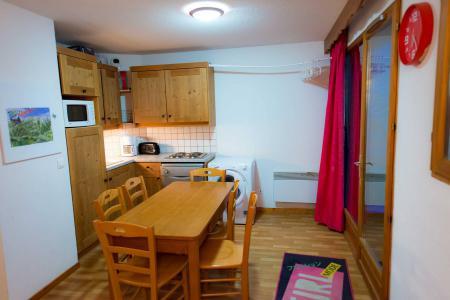 Vacances en montagne Appartement 3 pièces coin montagne 8 personnes (C102) - La Résidence le Hameau des Ecrins - Puy-Saint-Vincent