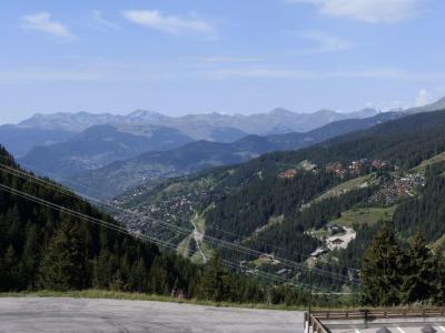 Rent in ski resort 2 room apartment 5 people (LACD02R) - La Résidence le Lac Blanc - Méribel-Mottaret - Summer outside