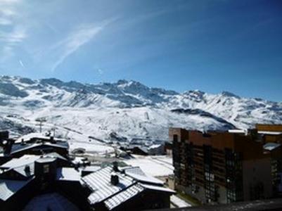 Location au ski Appartement 2 pièces cabine 6 personnes (703) - La Residence Le Lac Du Lou - Val Thorens - Extérieur été