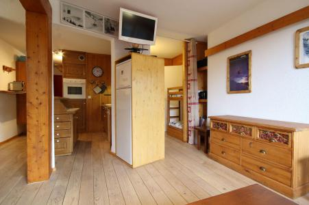 Holiday in mountain resort 3 room apartment 7 people (419) - La Résidence le Miravidi - Les Arcs - Living room