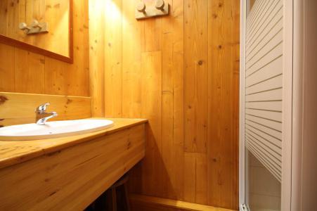 Holiday in mountain resort 3 room apartment 7 people (419) - La Résidence le Miravidi - Les Arcs - Wash-hand basin