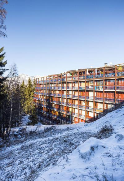 Holiday in mountain resort La Résidence le Miravidi - Les Arcs