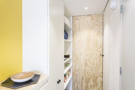 Holiday in mountain resort Studio sleeping corner 4 people (209) - La Résidence le Miravidi - Les Arcs