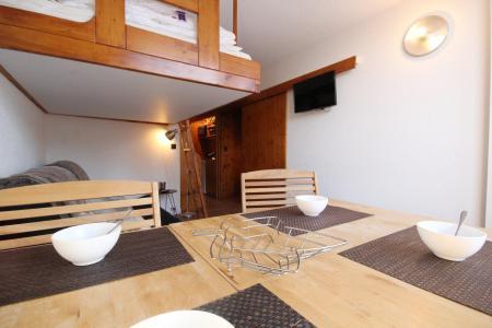 Holiday in mountain resort Logement 1 pièces 4 personnes (MVD623) - La Résidence le Miravidi - Les Arcs