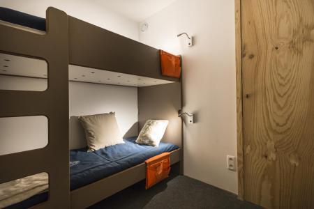 Holiday in mountain resort Studio sleeping corner 4 people (209) - La Résidence le Miravidi - Les Arcs - Bunk beds