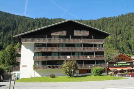Vacances en montagne La Résidence le Moulin - Châtel