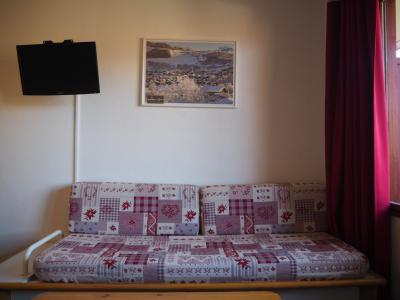 Holiday in mountain resort Studio sleeping corner 4 people (519) - La Résidence le Necou - Les Menuires