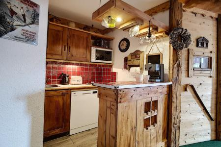 Holiday in mountain resort 2 room apartment 4 people (723) - La Résidence le Necou - Les Menuires