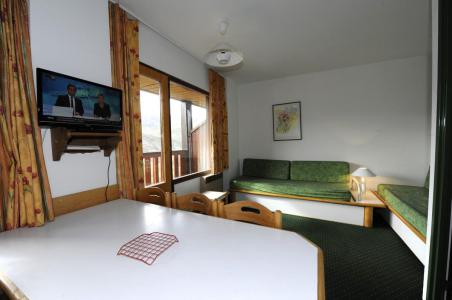 Holiday in mountain resort 2 room apartment cabin 6 people (816) - La Résidence le Necou - Les Menuires