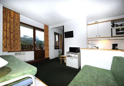 Holiday in mountain resort 2 room apartment 4 people (715) - La Résidence le Necou - Les Menuires