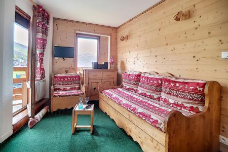 Vacances en montagne Appartement 2 pièces 4 personnes (624) - La Résidence le Necou - Les Menuires - Chambre