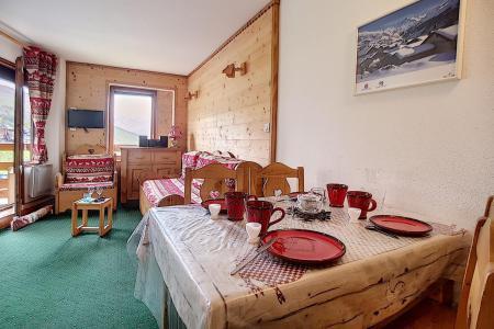 Vacances en montagne Appartement 2 pièces 4 personnes (624) - La Résidence le Necou - Les Menuires - Kitchenette