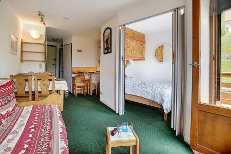 Vacances en montagne Appartement 2 pièces 4 personnes (624) - La Résidence le Necou - Les Menuires - Séjour