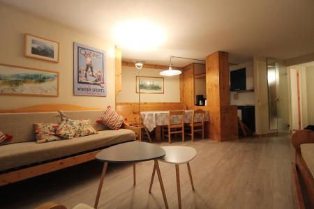 Holiday in mountain resort 3 room apartment sleeping corner 7 people (601CL) - La résidence le Palafour - Tignes - Single bed