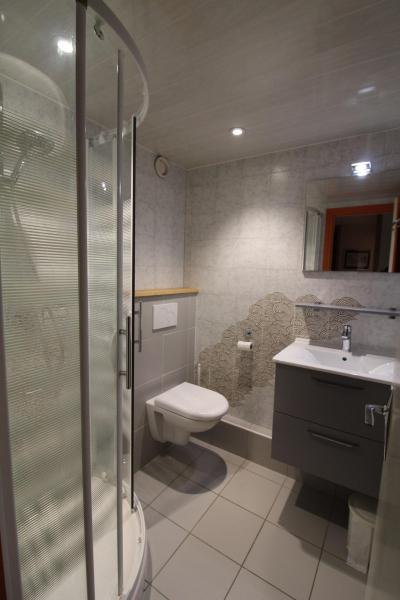 Rent in ski resort 3 room apartment sleeping corner 7 people (601CL) - La résidence le Palafour - Tignes - Summer outside