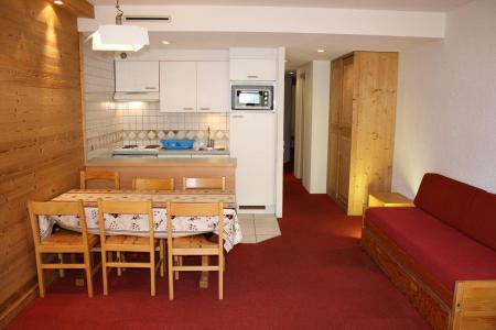 Holiday in mountain resort 2 room apartment cabin 6 people (102CL) - La résidence le Palafour - Tignes