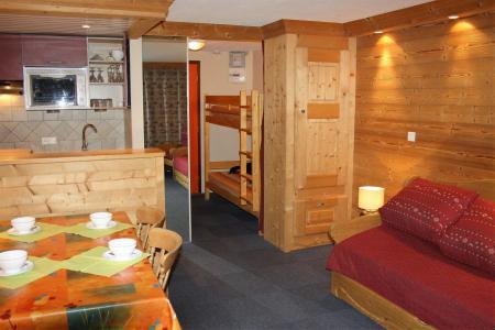 Holiday in mountain resort Studio sleeping corner 4 people (405CL) - La résidence le Palafour - Tignes