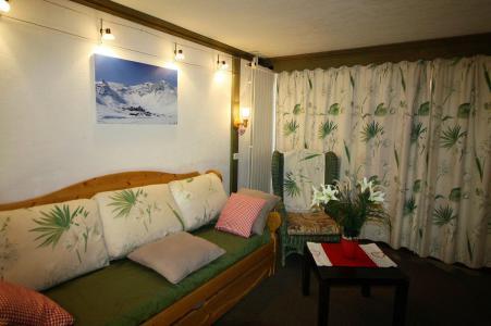 Holiday in mountain resort Studio sleeping corner 4 people (204CL) - La résidence le Palafour - Tignes